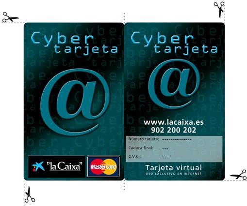 Cyber tarjeta